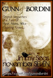Jimmy Seas Poster Nov 7