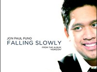 falling slowly single Jon Paul Puno