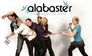 alabaster band