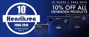 Henriksen Amp