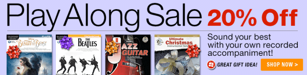 Sheet Music Plus Cyber Monday